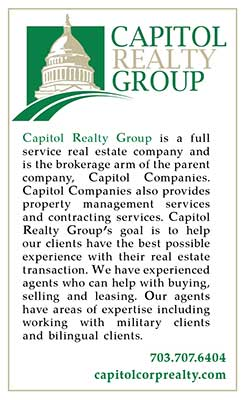 Capitol Realty Group Birdie Sponsor