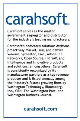 Carahsoft Birdie Sponsor