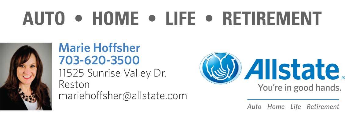 Marie Hoffsher Allstate Birdie Sponsor